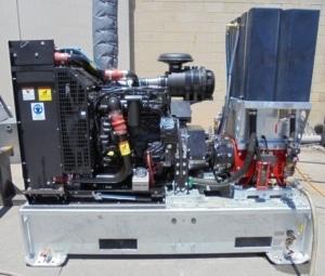 A150 Ultra high pressure pump