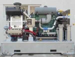 A600 Ultra High pressure pump