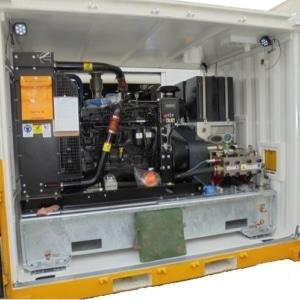 A325 ultra high pressure pump