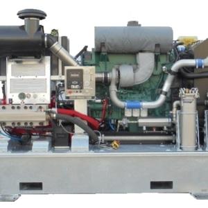 A600 Ultra High pressure pump clear