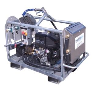 D10M-36C-Skid Pressure cleaner