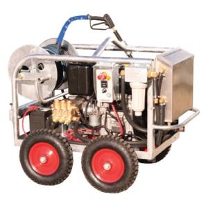 D24M-50C Diesel Pressure Cleaner
