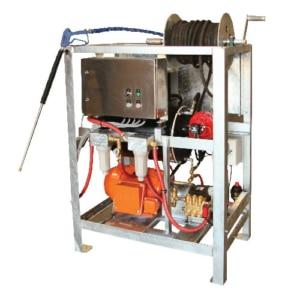WM15M-43H Wash Bay Pressure Cleaner
