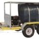 D24M-43C-TD - Diesel Pressure Cleaner Trailer